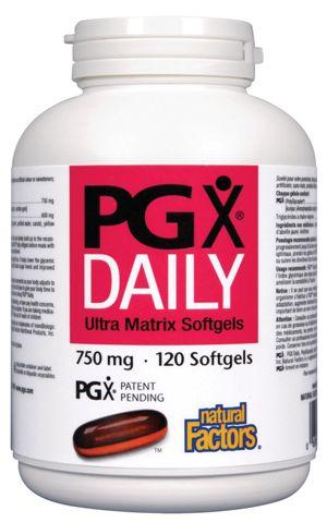 pgx daily softgels