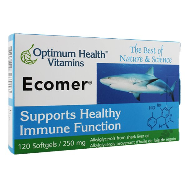 Ecomer - Shark Fish Oil