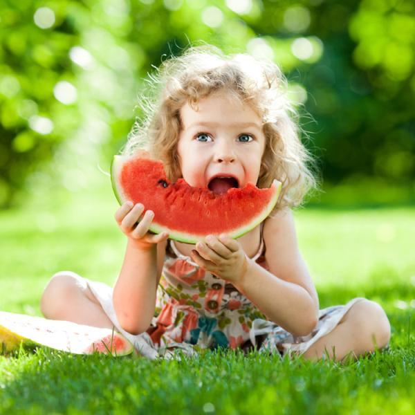 Hydrating summer foods