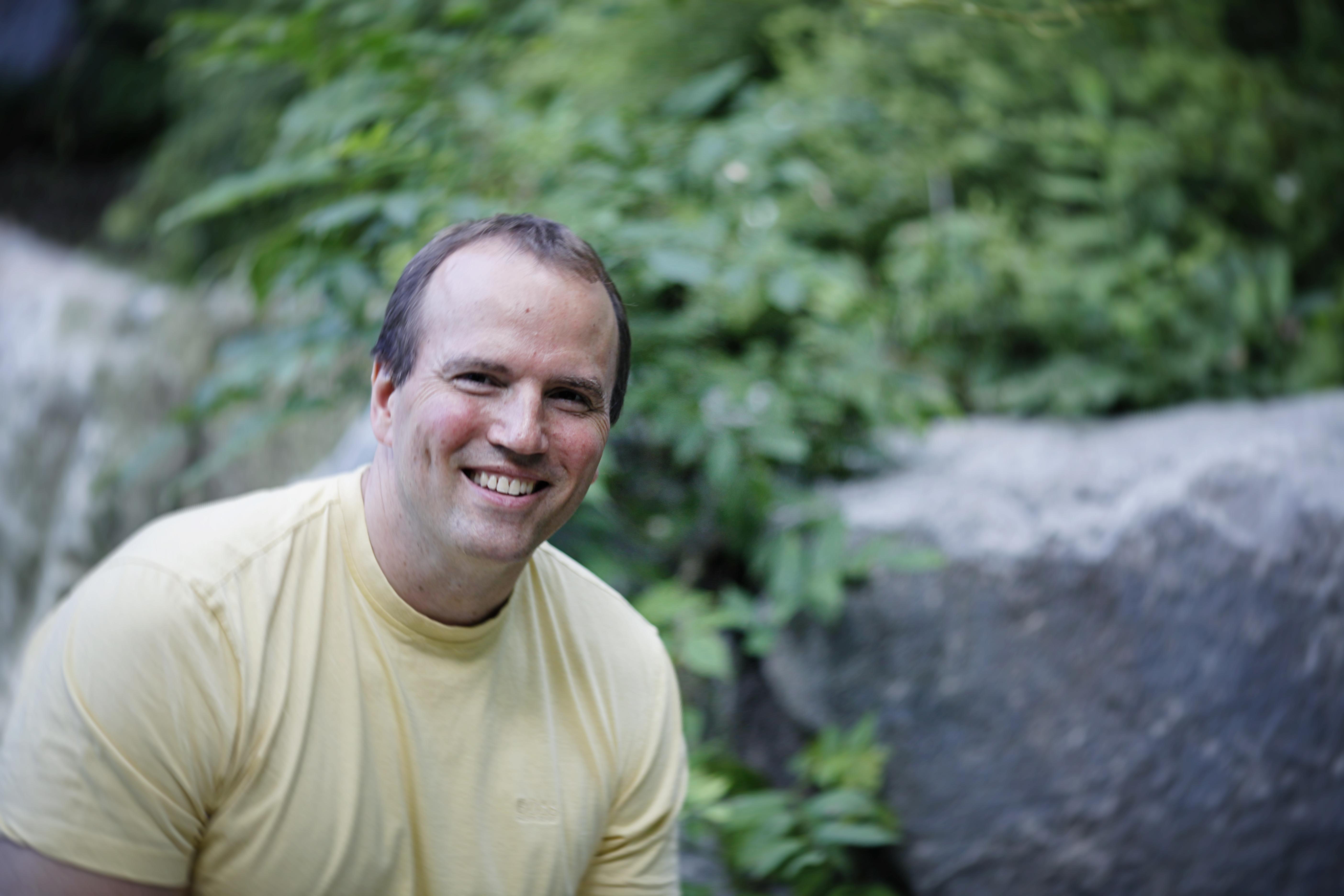 John Biggs owner of Optimum Health Vitamins
