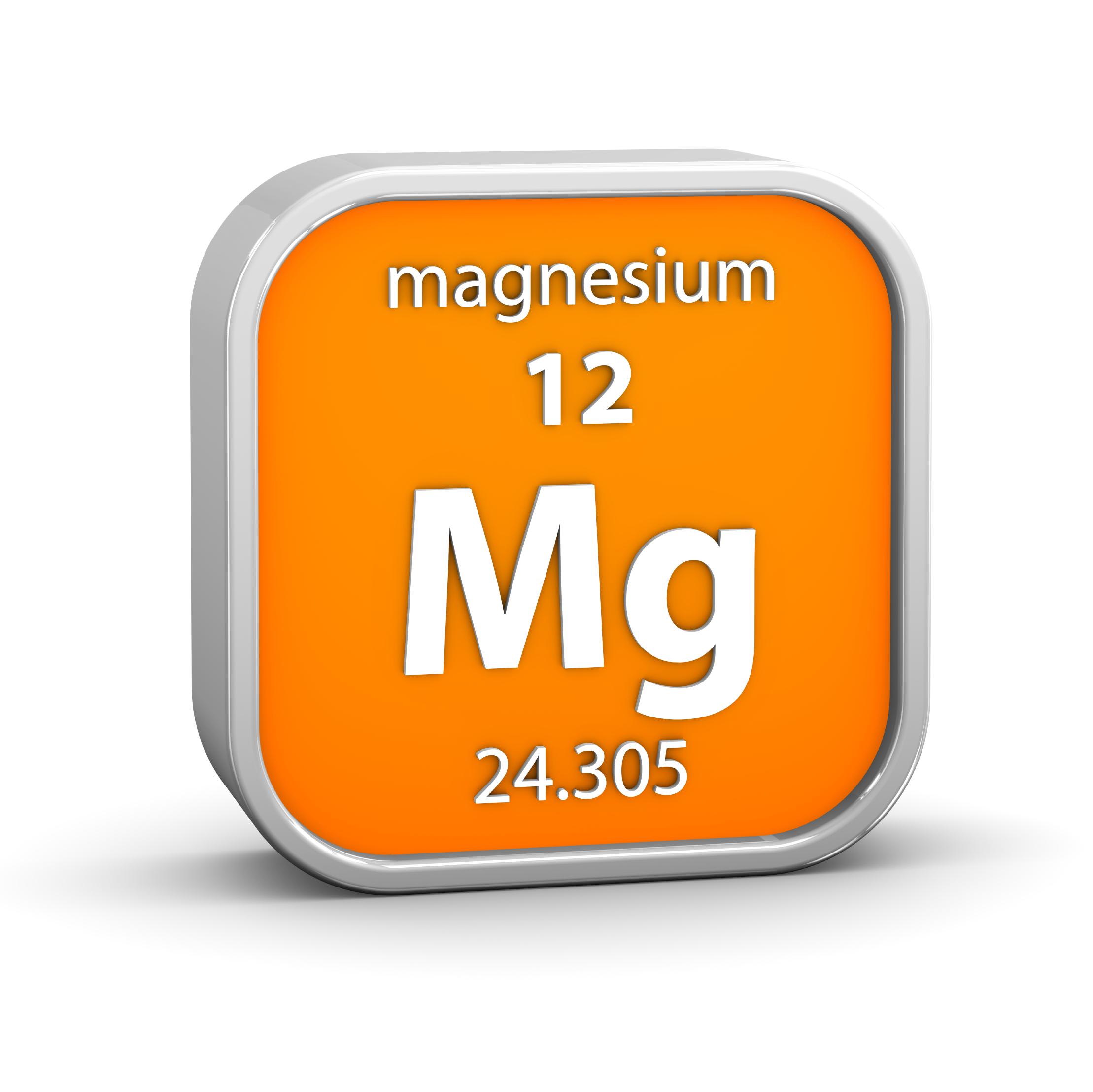 Optimized Magnesium - A More Complete Magnesium Supplement