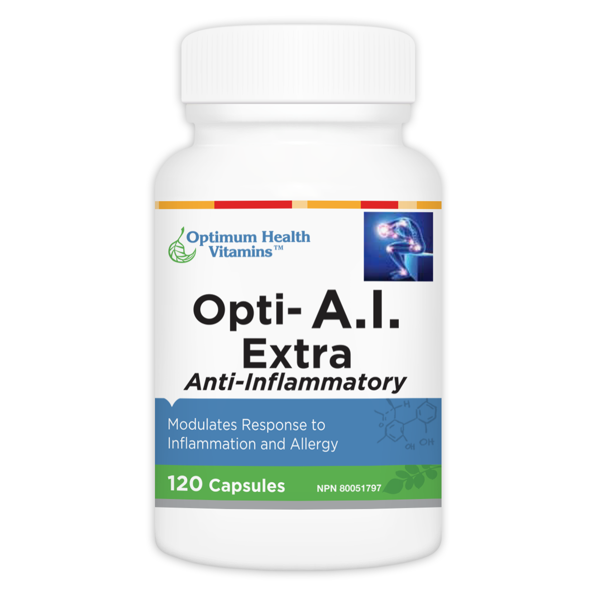 Optimum Health Vitamins Opti A.I. Extra