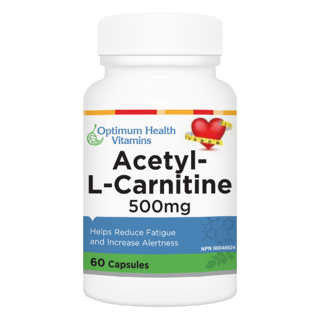 Optimum health Vitains Acetyl L Carnitine