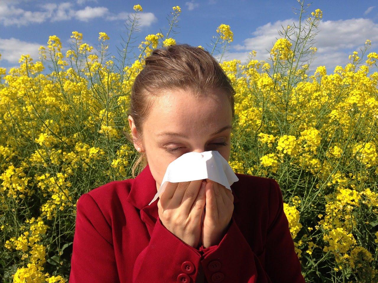 Natural Relief For Seasonal Allergies