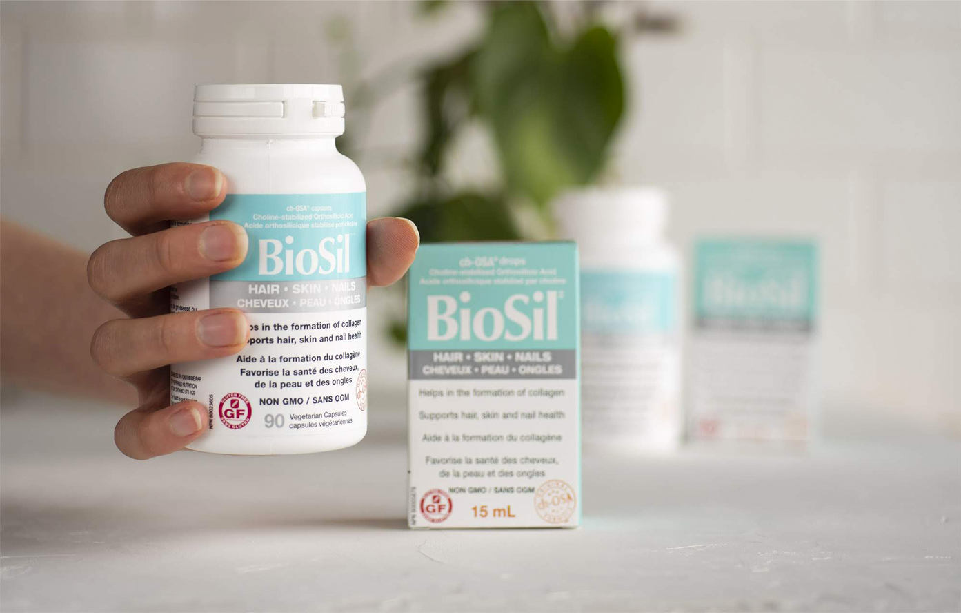 Biosil by Natural Factors ch-osa advanced collagen generator
