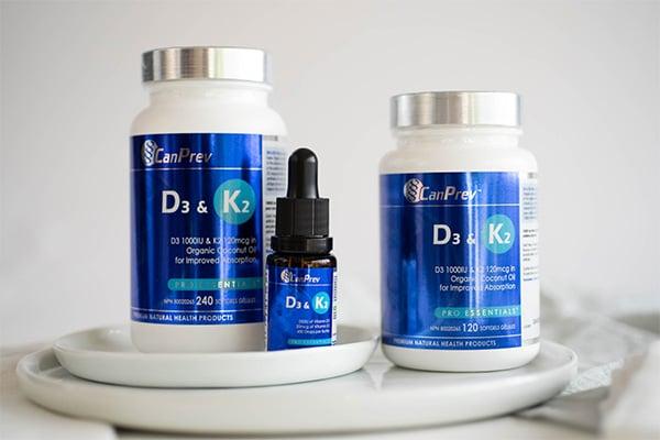 Expert Advice: The Dynamic Duo D3 + K2