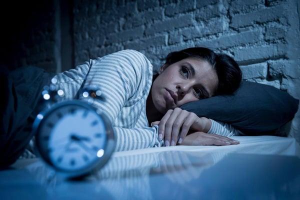 Blue light and sleep