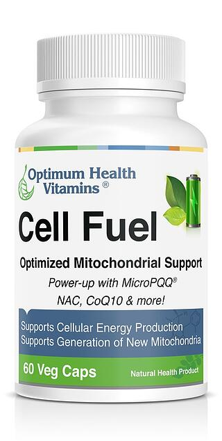 Cell Fuel PQQ For Energy