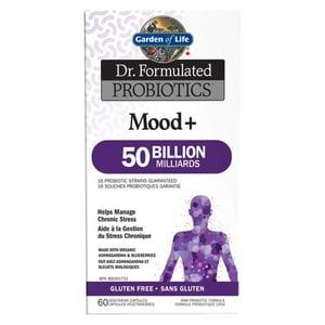 Garden of Life Dr. Formulated Probiotics Mood+
