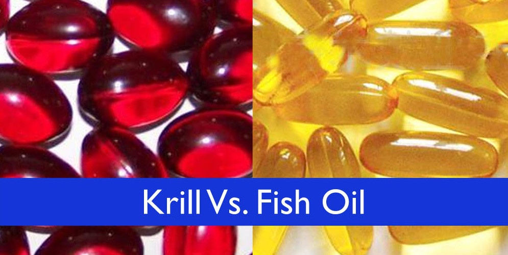 Omega 3 Fish Oil vs Krill