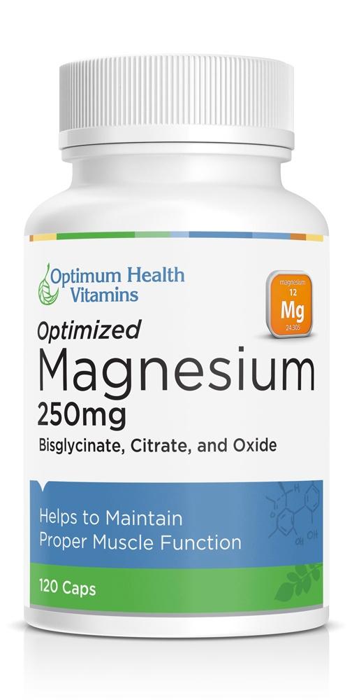 Optimized Magnesium Bisglycinate