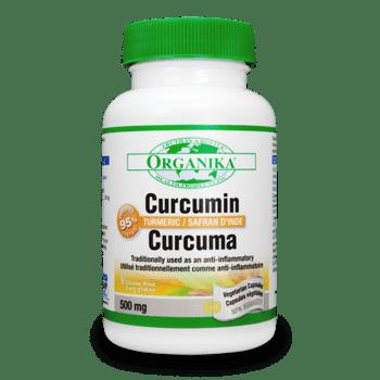 Orkanika Curcumin Supplement