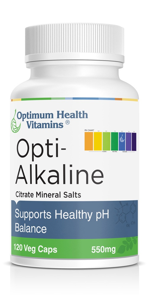 Opti Alkaline Citrate Mineral Salts
