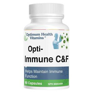 Opti Immune C&F natural cold & flu formulation