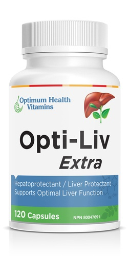 Promote liver health with Opri-Liv Extra