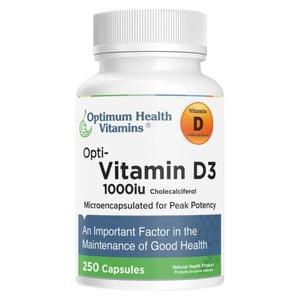 Opti-Vitamin D3 1000iu
