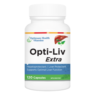 Optimum Health Vitamins Opti Liv Extra