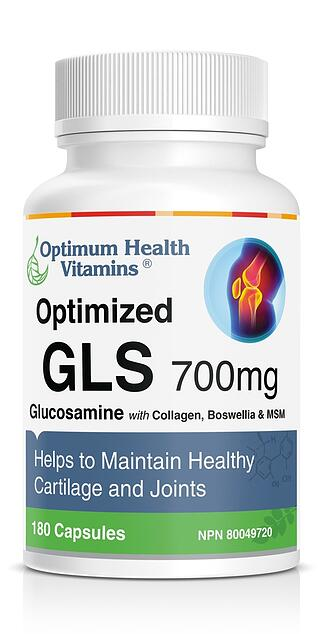 Optimized GLS with Glucosamine and Collagen
