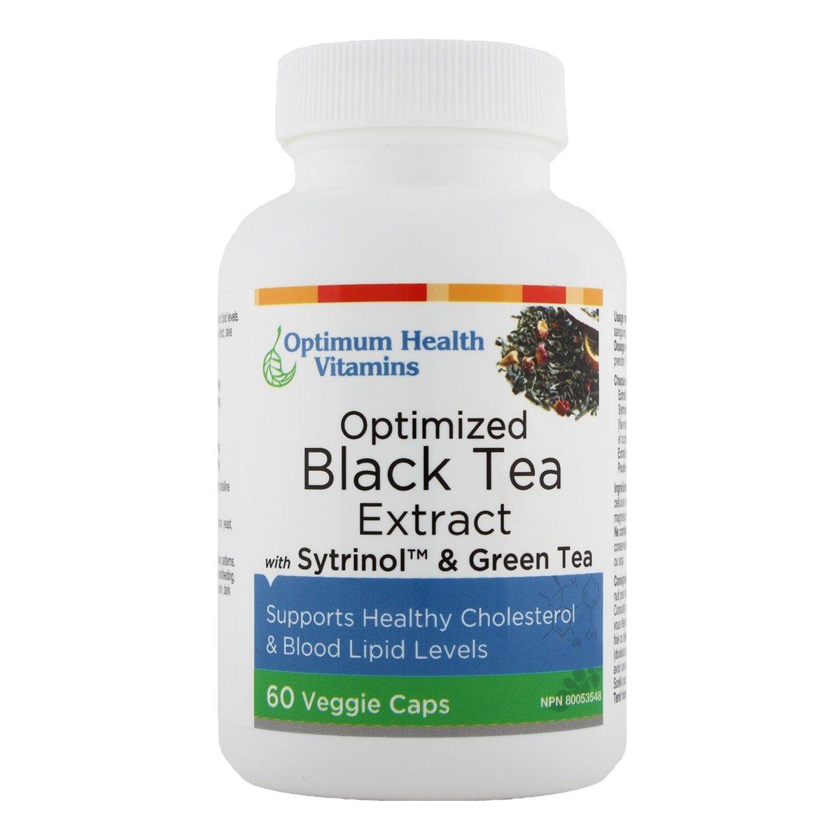 Optimized Black Tea Extract