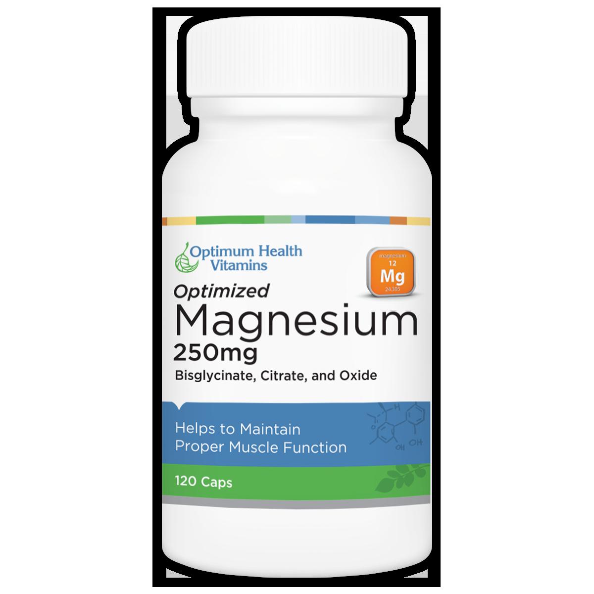 Optimized Magnesium