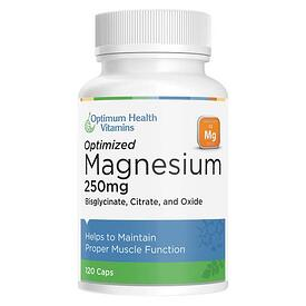 Magnesium supplement to help sleep