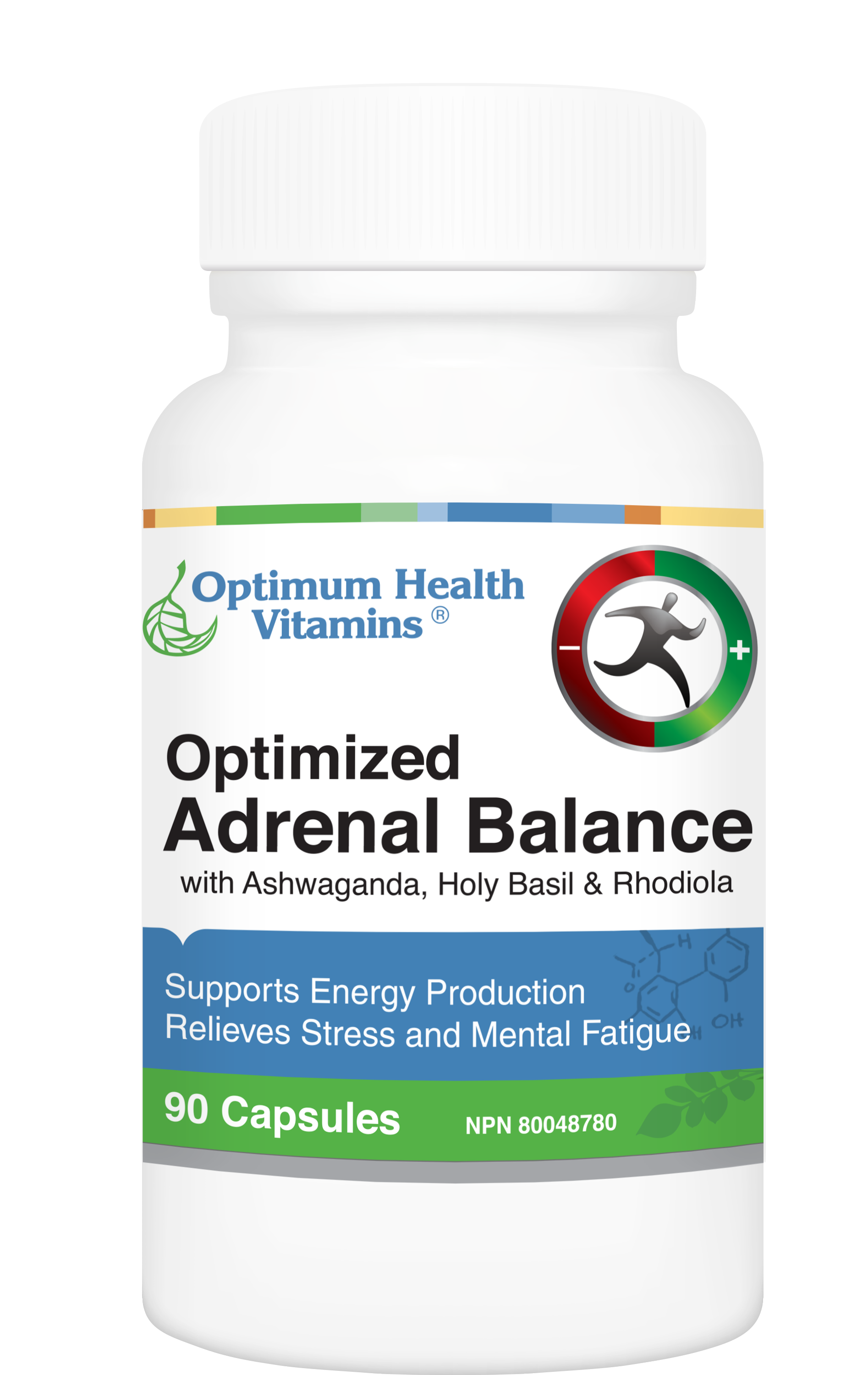 Optimum Health Vitamins Optimized Adrenal Balance