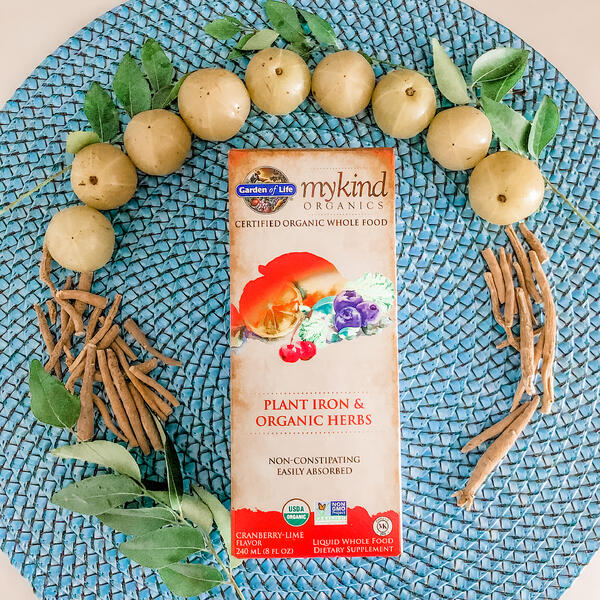 Garden of Life Extraordinary Health Starts With Extraordinary Ingredients