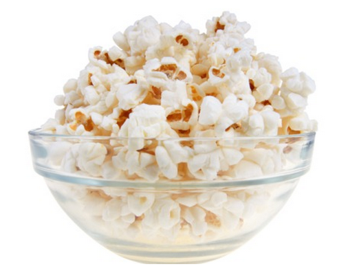 can you make popcorn with coconut oil