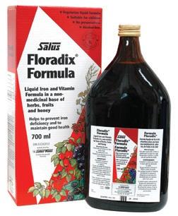 Salus Floradix Formula