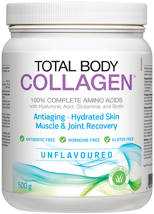 Total Body Collagen Unflavoured 500g