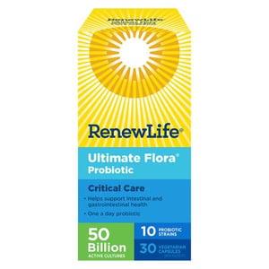 Renew Life ultimate flora probiotic 50 billion