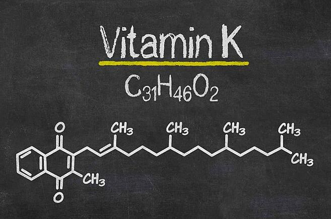 Don't forget to take vitamin d with vitamin k