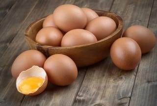 Do eggs contain vitamin k?