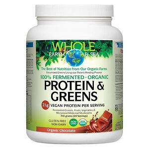Whole Earth & Sea Proteins & Greens
