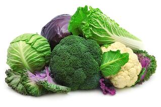 Diindolylmethane from Cruciferous vegetables