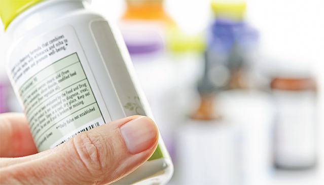 All Canadian natural health products have an npn number showing they meet strict current regulations.