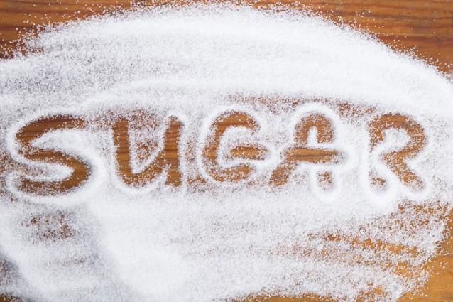 candida and sugar