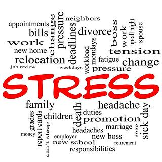 Stress and digestive enzymes