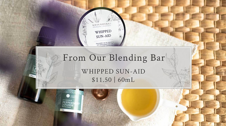 Blending Bar - Wild Raspberry Body Scrub